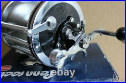 VINTAGE PENN SENATOR 3/0 112H sea fishing reel, Mint condition, Made in USA
