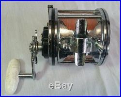 Vintage Penn Senator 6/0 Big Game Deep Sea Salt Water Fishing Reel