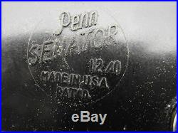 Vintage Penn Senator Fishing Reel 12/0