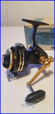 VINTAGE PENN SPINFISHER ULTRA SPORT 712Z SPINNING REEL NEW OLD STOCK! Reel Only