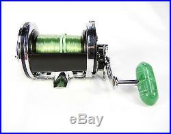 Vintage Penn Squidder 140 Reel By Owner Newell Bars Extra Spools