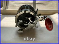 VINTAGE RARE PENN SENATOR 110 1/0 FISHING REEL Made in the USA