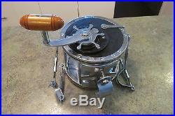 Vintage USA Penn Senator 14/0 Saltwater Big Game Fishing Reel Wood Handle