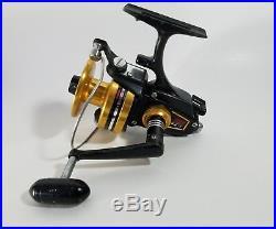 VTG Penn 750 SS Skirted Spool Spinning Reel /w Box USA Made