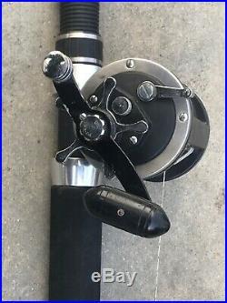 Varmac 6 6 30-80lb Tuna Troller Rod with Penn Big Game Conventional Reel