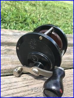 Very Good Vintage Penn Atlantic No. 14 Casting Fishing Reel