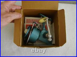 Vintage 1970 PENN Large 704 Spinfisher Reel EX Condition with Original Box Etc