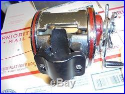 Vintage 4/0 Penn Special-113h-newell Bars & Reel Seat, Aluminum Spool