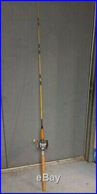 Vintage 5' 8 Rod & Penn Peer No 209 Fishing Reel