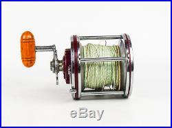 Vintage Boxed Penn Senator 6/0 114h Multiplying Sea Fishing Reel