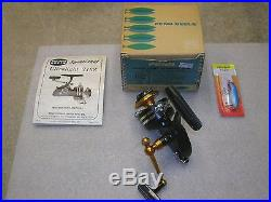 Vintage Classic PENN 716Z Ultra Lite Spin Reel in Box a Very Collectible Set