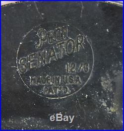 Vintage Deep Sea Saltwater Fishing Reel, PENN SENATOR, 12/0, Big Game, VGC