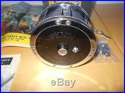 Vintage Fishing Reel Penn 49 Super Mariner extras, Stunning rods reels n deals