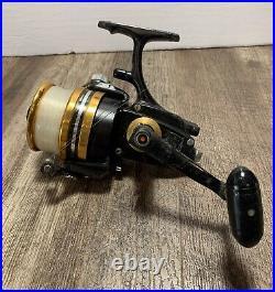 Vintage Fishing Reel Penn 750 SS Spinning Reel High Speed 4.61