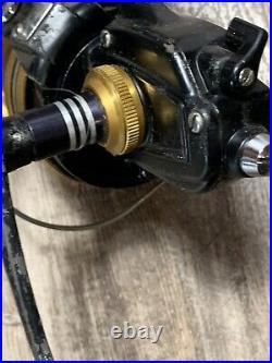 Vintage Fishing Reel Penn 850 SS Spinning Reel High Speed 4.61