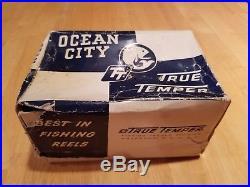 Vintage Fishing Reels Penn Garcia Ocean City Lot Excellent Condition