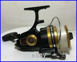 Vintage Front Drag Spinner Fishing Reel PENN 7500SS Heavy Duty 4.61 Speed