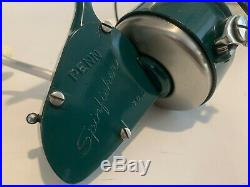 Vintage Green Penn 700 Spinfisher Fishing Reel with Original Box & extras Spool