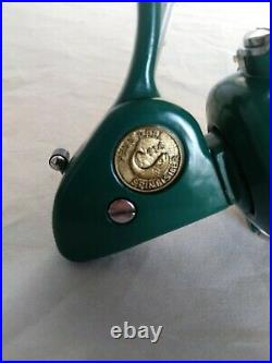 Vintage Green Penn 714 Spinfisher UltraSport Spinning Reel