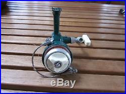Vintage Green Penn Ultralight Reel Spinfisher 716 Made in the USA Greenie