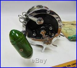Vintage Mint Penn Senator 114-6/0 Game Fish Reel in Original Box Phila. PA