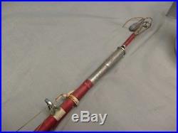 Vintage Montague 65 60 6 wood Fly Fishing Rod and Penn Peer 209 Reel