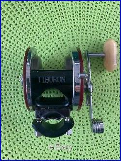 Vintage Narrow Penn Jigmaster with Tiburon frame