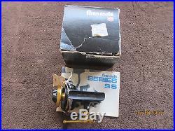 Vintage New PENN 714Z Ultralight Spinfisher UltraSport reel Made in USA 1970's