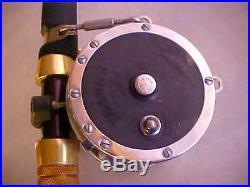 Vintage PENN 115 Senator 9/0 Conventional Saltwater Big Game Fishing Reel Nice
