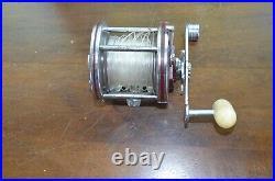 Vintage PENN 3/0H Special Senator No. 112H Fishing Reel