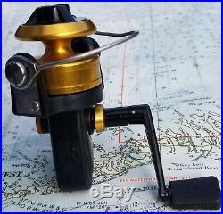 Vintage PENN 4300SS High Speed Ball Bearing Spinning Reel USA Made-Just Serviced