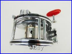 Vintage PENN 49M Super-Mariner FISHING REEL Metal Spool with Box