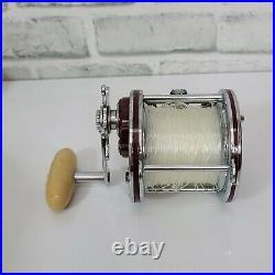 Vintage PENN 4/0 SPECIAL SENATOR 113h Conventional Saltwater Fishing Reel