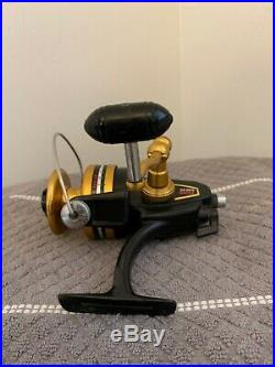 Vintage PENN 550SS SPINNING REEL made in USA PRE-OWNED
