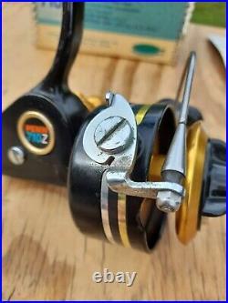 Vintage PENN 710Z SPINFISHER Spinning Fishing Reel withOriginal Box Made in USA