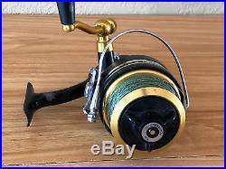 Vintage PENN 710 Z Spinning Reel Offshore Inshore Fishing