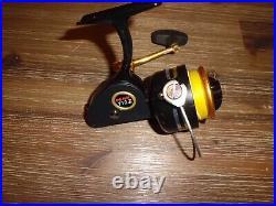 Vintage PENN 712Z Spinning Reel made in USA