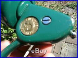 Vintage PENN 714 Green Spinfisher Ultrasport Spinning Fishing Reel L@@K