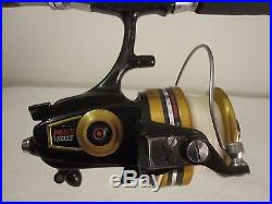 Vintage PENN 750SS Big Game Spinning Fishing Reel with25 lb. Mono Brass Gears