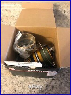 Vintage PENN 9500SS Spinning Reel Excellent condition. Plus NEW PENN OEM Spool