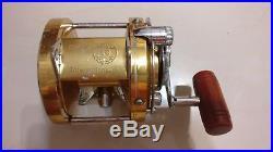 Vintage PENN INTERNATIONAL 50 BIG GAME Saltwater Fishing Reel FREE SHIPPING