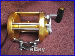 Vintage PENN International 50W Big Game Reel EXCELLENT COLLECTIBLE COND