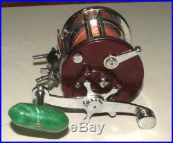 Vintage PENN JIGMASTER 500 Reel MADE IN USA