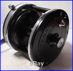 Vintage PENN Jigmaster 500 Full NEWELL 501 Conversion Conventional Fishing Reel