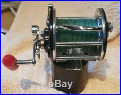 Vintage PENN'Leveline 350' Reel great fishable or display condition