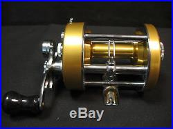 Vintage PENN Levermatic Bait Casting Fishing Reel #930 NOS New in Box 1972