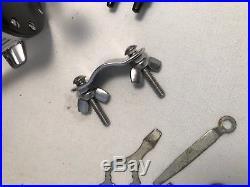 Vintage PENN Long Beach Salt Water Reel # 65, original box some accessories