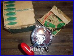 Vintage PENN Master Mariner 349H Conventional Reel made in USA