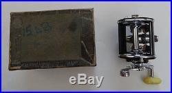 Vintage PENN Monofil No. 25 Conventional Saltwater Fishing Reel In Box R11638