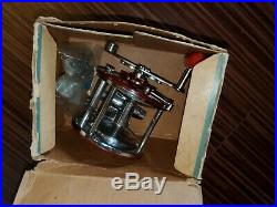 Vintage PENN Peer 309 Saltwater Conventional Fishing Reel Near mint and Box